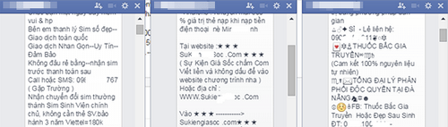 chan tin nhan rac facebook, chan tin nhan lua dao facebook, chan tin nhan rac lua dao facebook