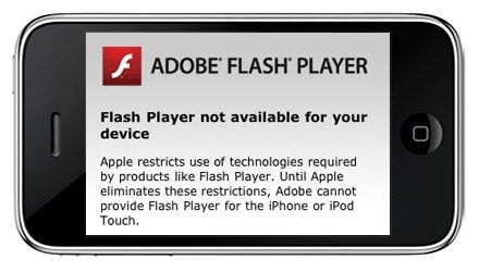 cach chạy flash player tren iphone ipad
