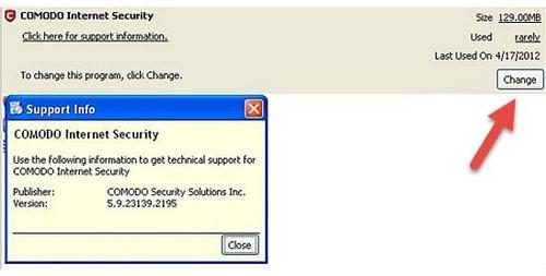 go bo comodo internet security