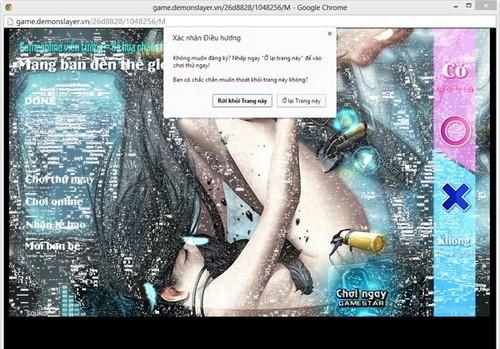 Tắt cửa sổ quảng cáo khi download MediaFire cho Chorme, Firefox