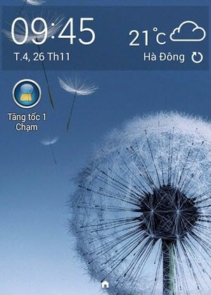 tang toc mot cham clean master, tang toc mot cham android, tinh nang tang toc mot cham clean master android