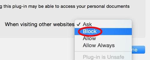 Cách Ẩn, tắt, Disable Adobe Flash Player trên Chrome, Cốc Cốc, IE, Firefox, Safari, Opera
