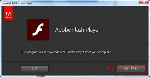 Cách gỡ Adobe Flash Player khỏi trình duyệt Chrome, CocCoc, Firefox