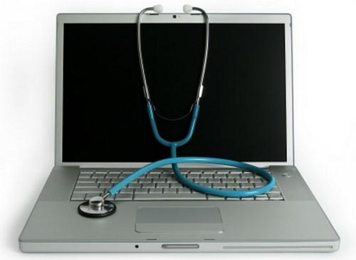 màn hình laptop không hiển thị