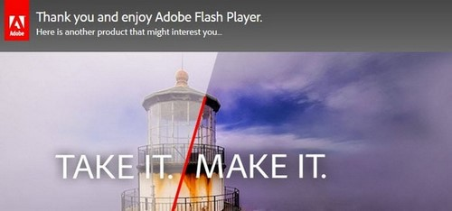 cap nhat Adobe Flash Player