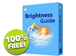 giveaway brigtness guide