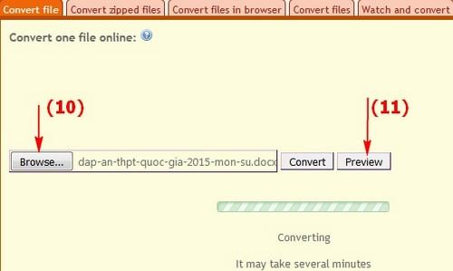 Chuyển PDF dạng ảnh sang Word, text không bị lỗi Font chữ 4