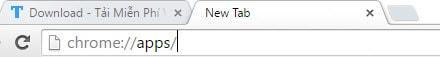 dua bieu tuong gmail ra desktop