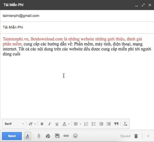 how to change your email to gmail