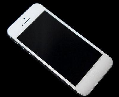 khac phuc iphone bi man hinh den
