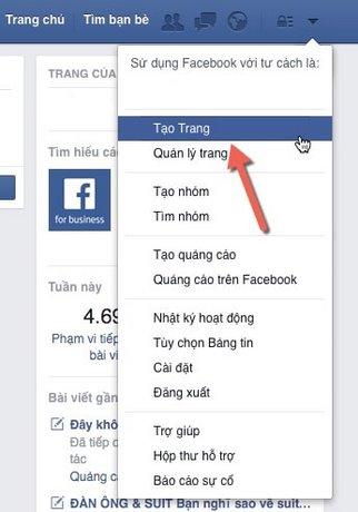 i facebook page