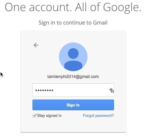 Xem mail đã gửi, kiểm tra, mở mail đã gửi trên Gmail