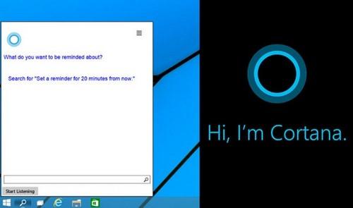 Cách sử dụng Cortana, trợ lý ảo trên Windows 10 5