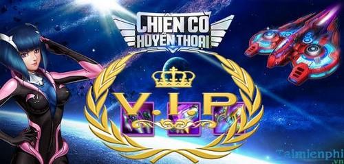 VIP 3 Chiến Cơ Huyền Thoại, VIP 3 chien co huyen thoai