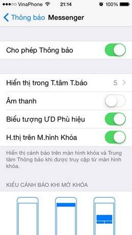 4 meo cai thien trai nghiem facebook messenger