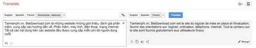 Cách dùng google dịch, sử dụng google dịch tiếng việt sang tiếng anh, trung quốc, nhật bản