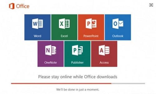 Cách nâng cấp office 2016 từ Office 365