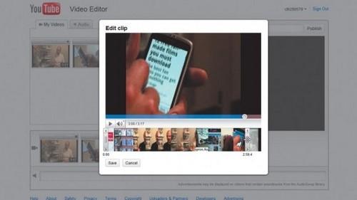 Hướng dẫn chỉnh sửa video trên Youtube