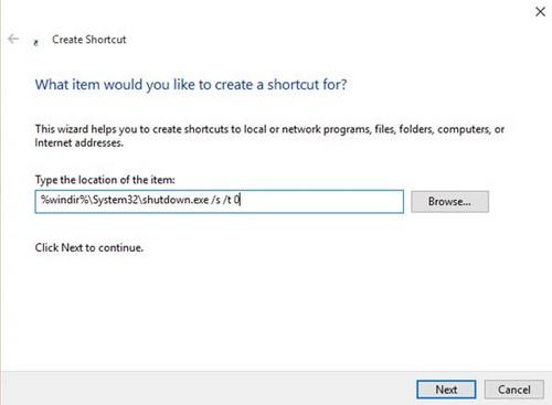 Tổng hợp các cách tắt Windows 10, shutdown win 10 nhanh nhất 4