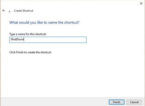 Tổng hợp các cách tắt Windows 10, shutdown win 10 nhanh nhất 5