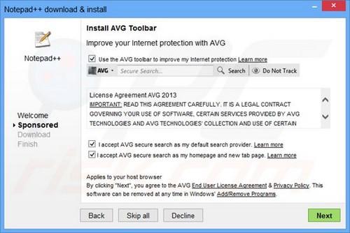 Toolbar Cleaner - Xóa Toolbar trình duyệt web hiệu quả