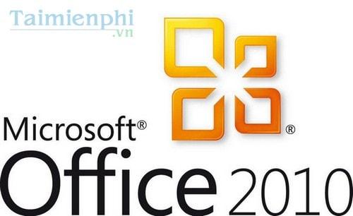 Cài Office 2010, bộ công cụ văn phòng Word, Excel