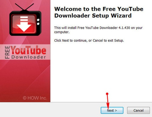 cai youtube downloader tai video len youtube