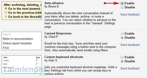 Mẹo quản lý hộp thư Inbox trong Gmail bạn nên biết