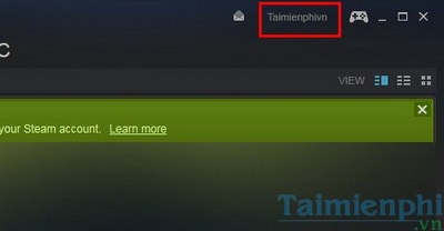 Đăng ký Steam, tạo tài khoản Steam trên máy tính 8