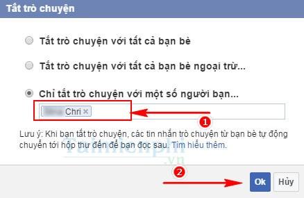 an nick facebook voi nick khac