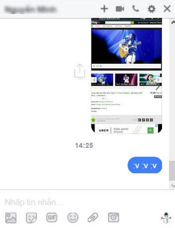 Cách gõ nhanh biểu tượng cảm xúc, icon trên Facebook