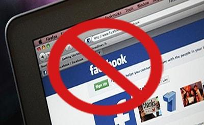 Cách tắt thông báo Facebook trên Firefox