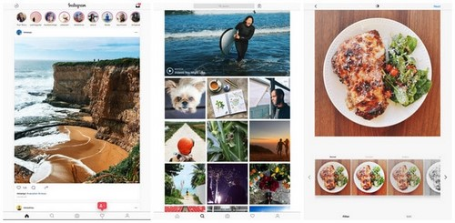 Cài Instagram cho Win 10, setup Instagram trên Windows 10