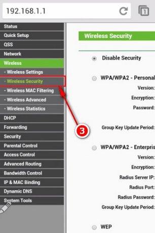 Cách đổi mật khẩu wifi bằng điện thoại, thay pass wifi viettel, fpt, vnpt trên Smartphone 3