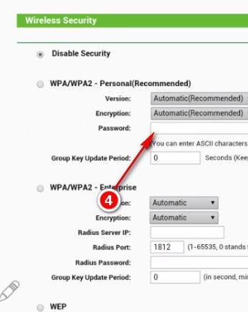 Cách đổi mật khẩu wifi bằng điện thoại, thay pass wifi viettel, fpt, vnpt trên Smartphone 4