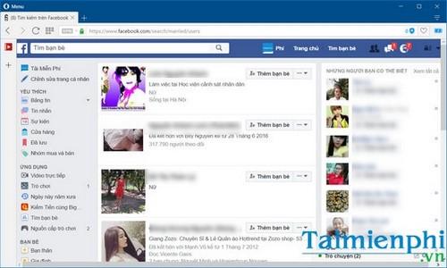 Cách dùng Facebook Graph Search để tìm kiếm thông tin trên FB