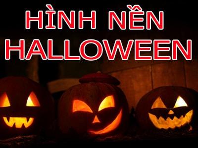 hinh nen halloween cho dien thoai