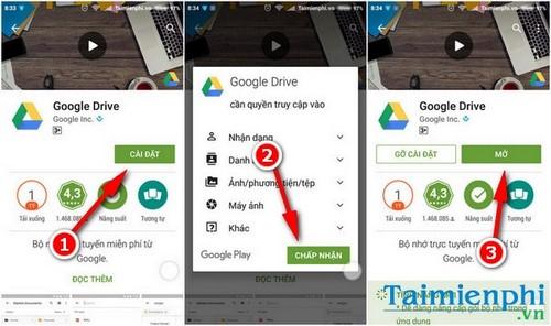 Hướng dẫn cài đặt Google Drive 9