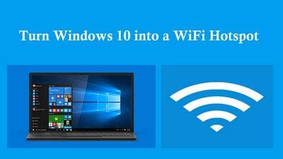bat tinh nang wifi hotspot phat wifi tren windows 10