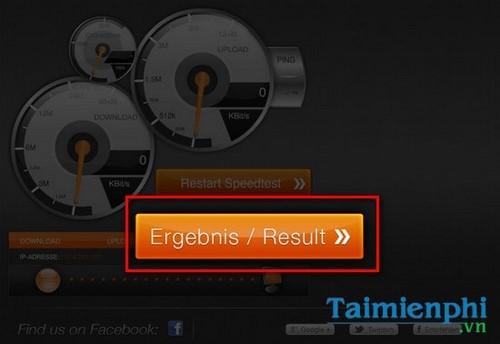 Kiểm tra tốc độ mạng FPT, test đường truyền mạng FPT 4