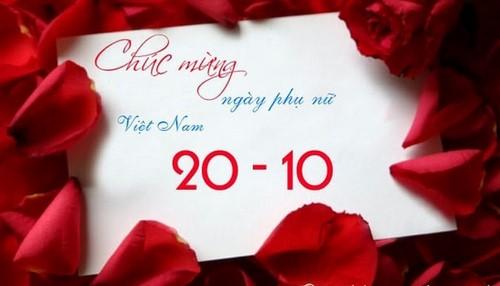 [TaiMienPhi.Vn] Lời chúc 20/10 cho người yêu hay, ý nghĩa ngày quốc tế         đàn bà Việt Nam