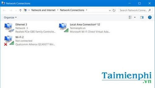 Sửa lỗi We can't set up mobile hotspot, fix lỗi không thể phát wifi trên Windows 10 13
