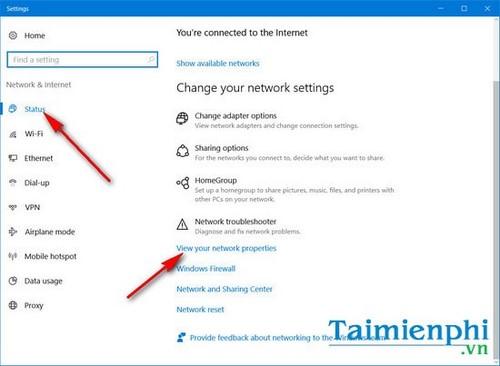 Sửa lỗi We can't set up mobile hotspot, fix lỗi không thể phát wifi trên Windows 10 17
