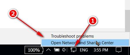 Sửa lỗi We can't set up mobile hotspot, fix lỗi không thể phát wifi trên Windows 10 5