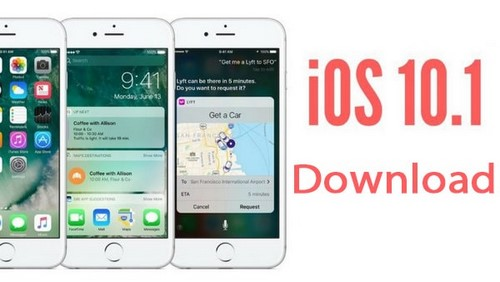 download ios 10.1