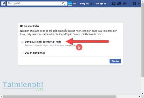 Cách lấy lại mật khẩu Facebook bị mất, quên bằng số điện thoại, gmail 7