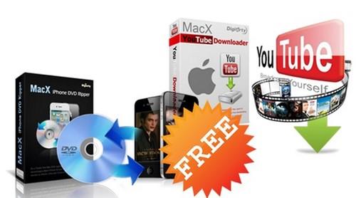 giveaway macx iphone dvd ripper va macx youtube downloader mien phi