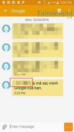 Cách lấy lại mật khẩu gmail, tài khoản google bị mất không nhớ 5
