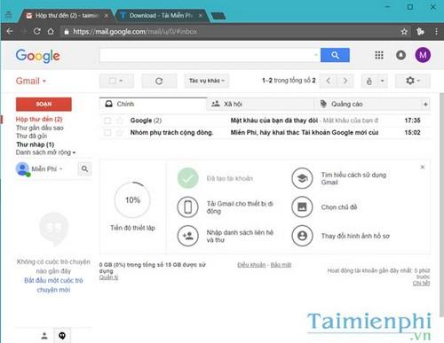 Cách lấy lại mật khẩu gmail, tài khoản google bị mất không nhớ 16