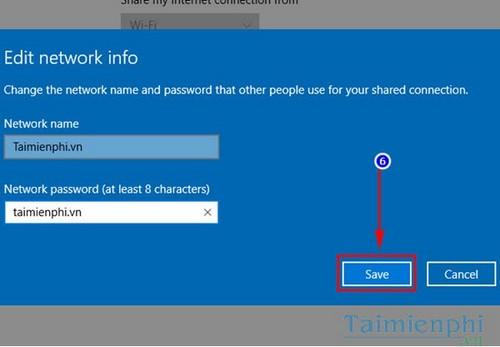 Phát wifi trên Windows 10 Anniversary, tạo điểm phát wifi trên Windows 10 không cần phần mềm